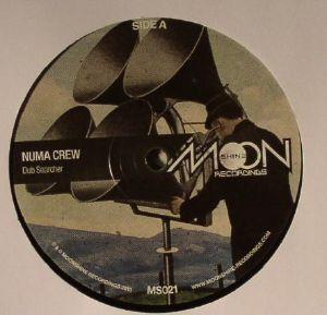 NUMA CREW - Dub Searcher