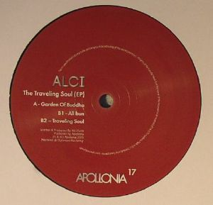 ALCI - The Traveling Soul EP