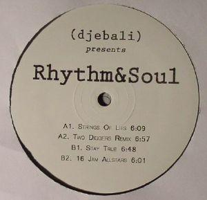 DJEBALI presents RHYTHM & SOUL - Djebali 005