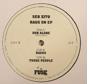 ZITO, Seb - Ragg On EP