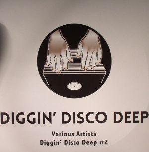 VARIOUS - Diggin' Disco Deep  #2