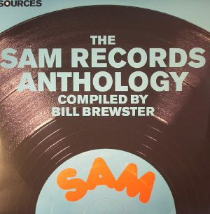 BREWSTER, Bill/VARIOUS - The Sam Records Anthology