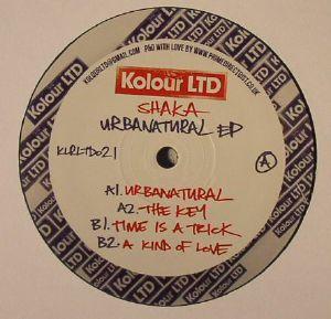 SHAKA - Urbanatural EP
