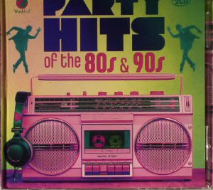 VARIOUS - Partyhits Of The 80s & 90s