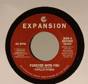 HYMAN, Phyllis - Forever With You