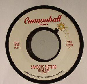 SANDERS SISTERS - Stone Man