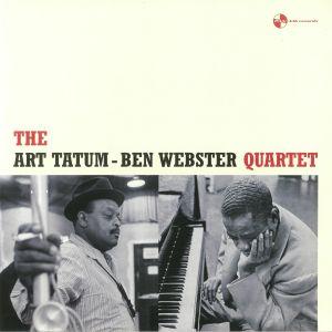 ART TATUM/BEN WEBSTER - The Art Tatum Ben Webster Quartet (remastered)