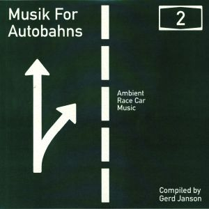 JANSON, Gerd/VARIOUS - Musik For Autobahns 2