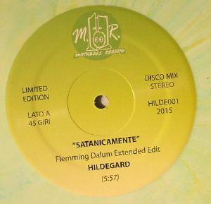 HILDEGARD - Satanicamente (Flemming Dalum extended edit)