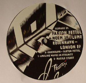 FETTEL, Paxton/NORM DE PLUME - Kobenhavn: London EP