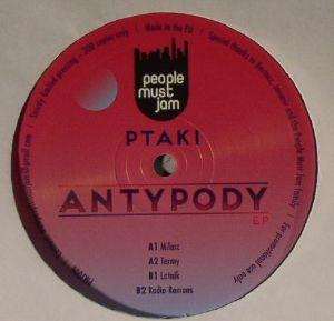 PTAKI - Antypody EP