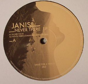 JANIS - Never There EP