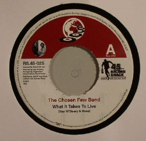 CHOSEN FEW BAND, The - What It Takes To Live