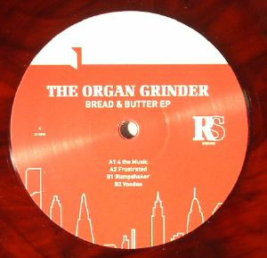 ORGAN GRINDER, The - Bread & Butter EP