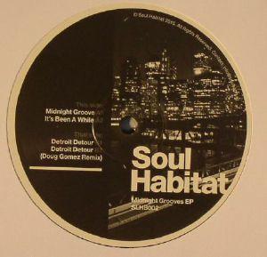 SOUL HABITAT - Midnight Grooves EP