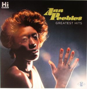 PEEBLES, Ann - Greatest Hits