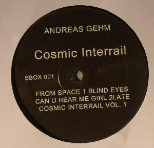 GEHM, Andreas - Cosmic Interrail