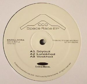 CCO - Space Race EP