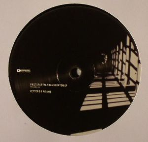 PETTER B/RE AXIS - Protoportal Transporter EP