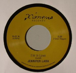 LARA, Jennifer/JOE CRUZ - I'm In Love/Black Widow