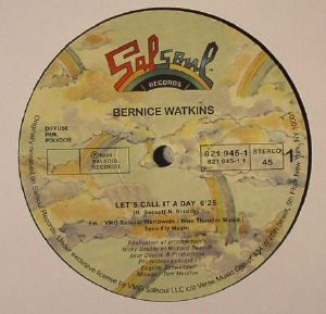 WATKINS, Bernice - Let's Call It A Day (remastered)