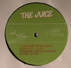 DR PACKER/EVIL SMARTY/FINGERMAN/P SOL - The Juice