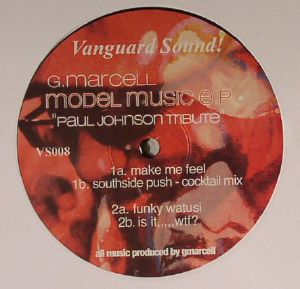 G MARCELL - Model Music EP