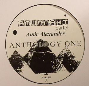 ALEXANDER, Amir - Anthology One