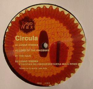 CIRCULA - Lunar Visions EP