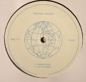 PRIVATE AGENDA - Paralysed