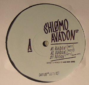 SHLOMO - Avadon EP
