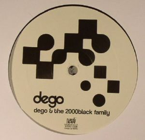 DEGO - Dego & The 2000 Black Family