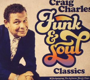 CHARLES, Craig/VARIOUS - Funk & Soul Classics