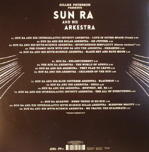 PETERSON, Gilles presents SUN RA & HIS ARKESTA - To Those Of Earth & Other Worlds