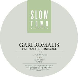 ROMALIS, Gari - One Machine One Soul