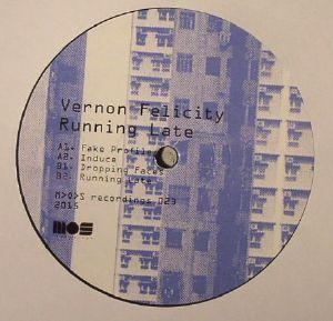 FELICITY, Vernon - Running Late