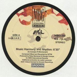 OPTIK - Music Harmony & Rhythm