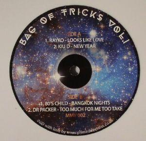 RAYKO/KIU D/80'S CHILD/DR PACKER - Bag Of Tricks Vol 1