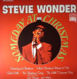 WONDER, Stevie - Someday At Christmas