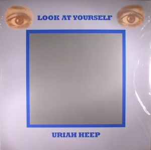 URIAH HEEP - Look At Yourself (reissue)