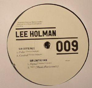 HOLMAN, Lee - Enclave EP