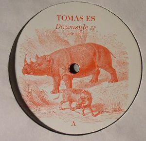 TOMAS ES - Downside EP