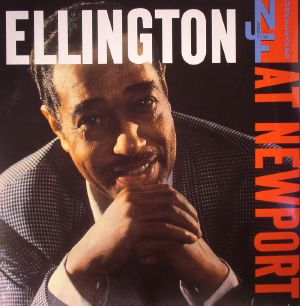 ELLINGTON, Duke - At Newport Unreleased