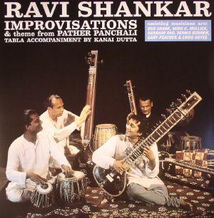 SHANKAR, Ravi - Improvisations