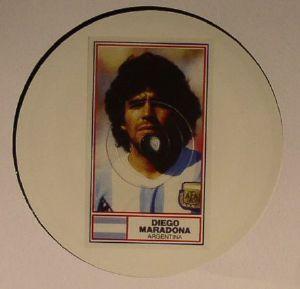 PARKS, Cale - The Diego Maradona EP