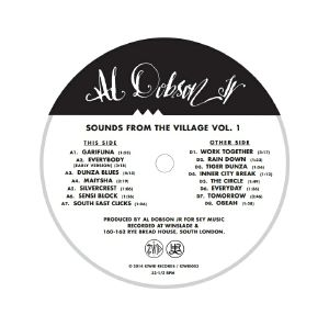 DOBSON JR, Al - Sounds From The Village Vol 1