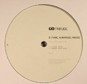 D FUNC/MARCEL HEESE - Thought Control