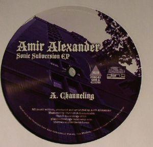 ALEXANDER, Amir - Sonic Subversion EP