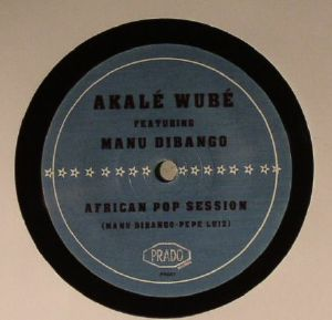 WUBE, Akale feat MANU DIBANGO - African Pop Session