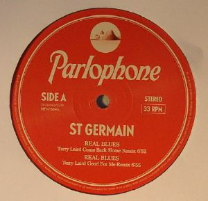 ST GERMAIN - Real Blues (Terry Laird remixes)